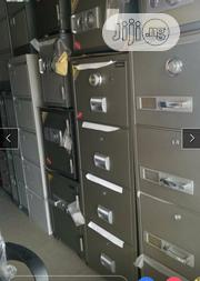 Brand New Imported 4 Drawers Fire Proof Safe With Security Numbers | Safety Equipment for sale in Lagos State, Victoria Island