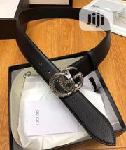 Gucci Designer Belt Available | Clothing Accessories for sale in Lagos State, Lagos Island