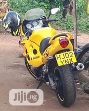 Suzuki GSXF 1997 Yellow   Motorcycles & Scooters for sale in Oyo State, Ibadan