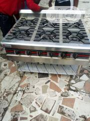 6 Burners Gas Cooker With Under | Kitchen Appliances for sale in Lagos State, Ojo