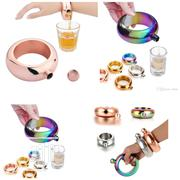 Hipflask Bangle Shaped | Meals & Drinks for sale in Lagos State, Magodo