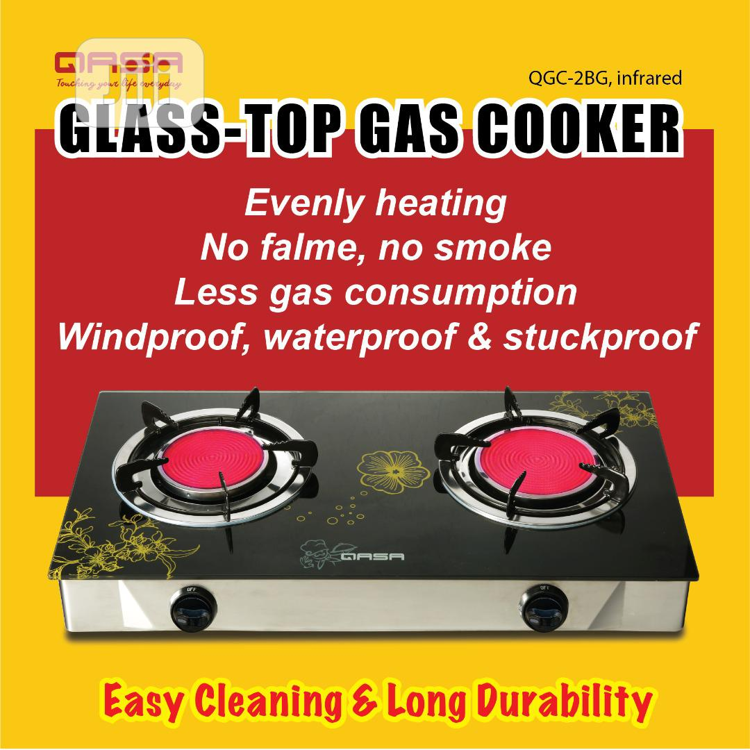 Gas Top Gas Cooker Available