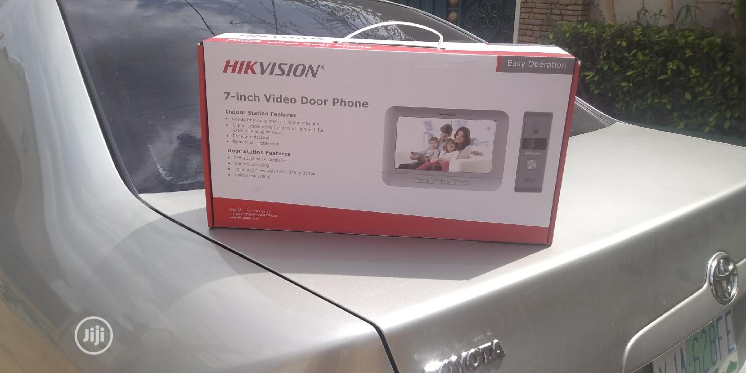 Hikvision Video Door Phone | Home Appliances for sale in Lekki, Lagos State, Nigeria