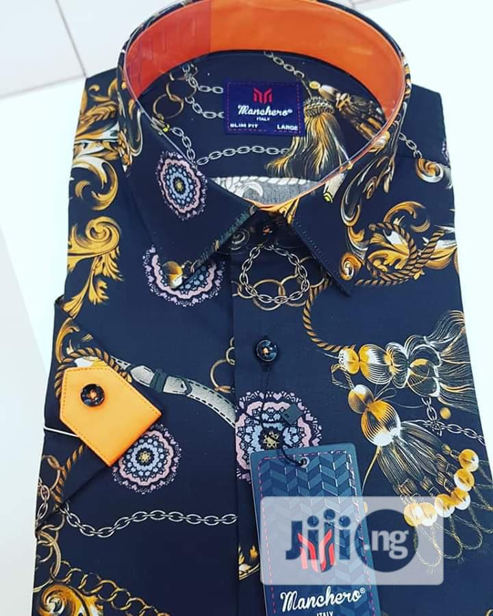 Quality Turkish Men's Shirt | Clothing for sale in Amuwo-Odofin, Lagos State, Nigeria