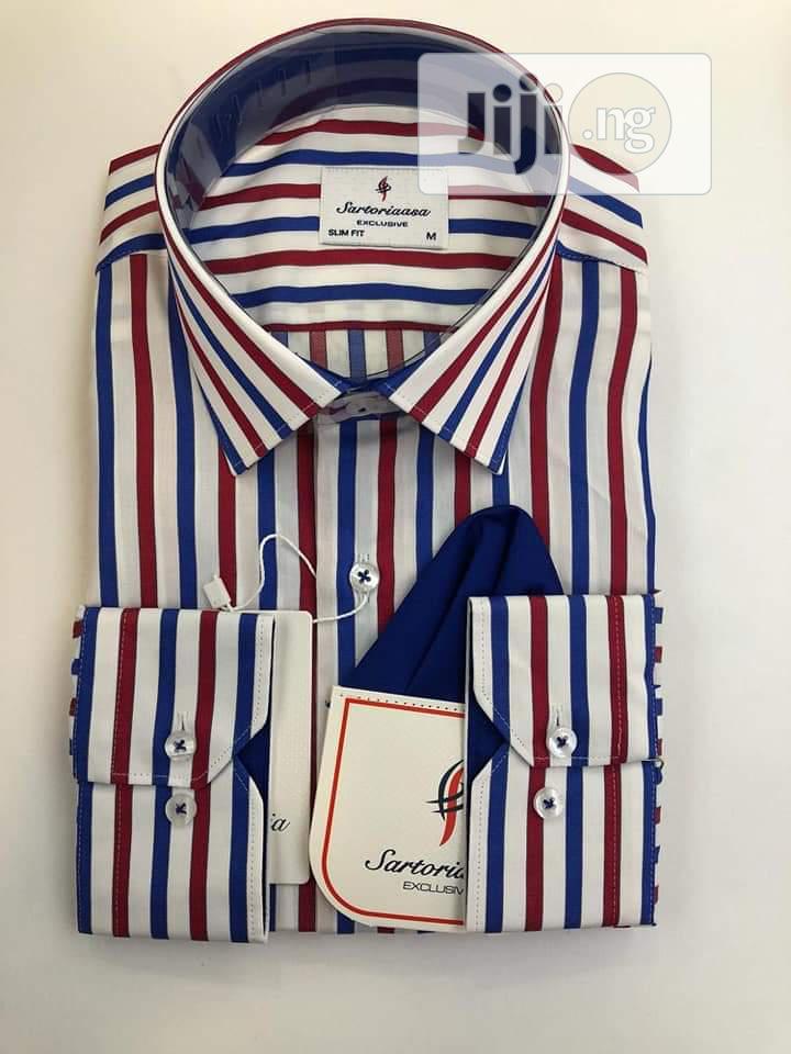 Quality Turkish Men's Shirt | Clothing for sale in Amuwo-Odofin, Lagos State, Nigeria