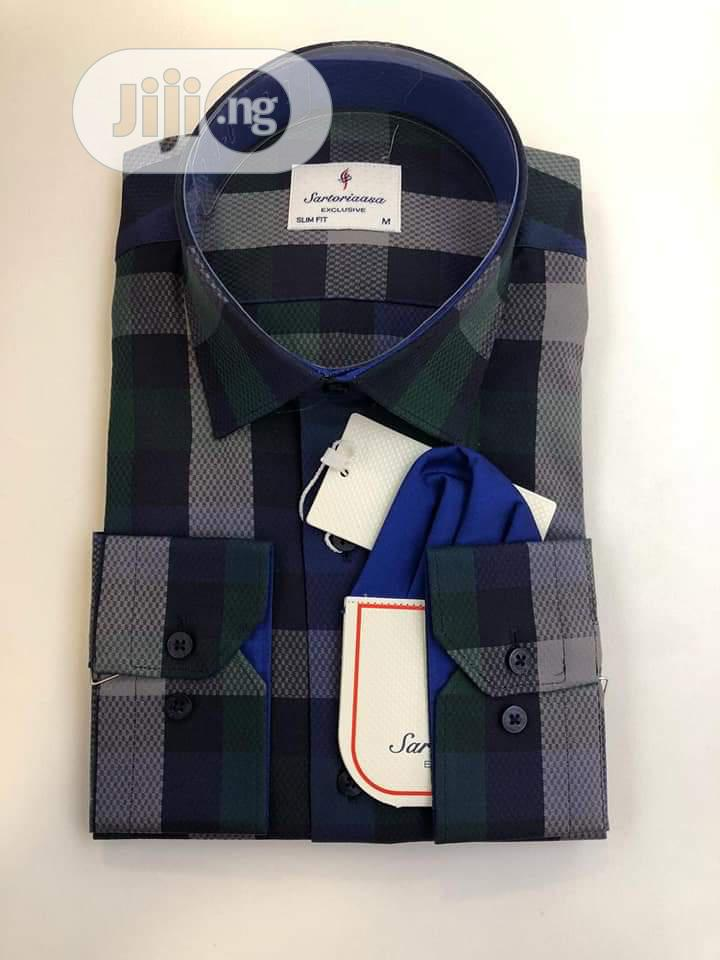 Quality Turkish Men's Shirt
