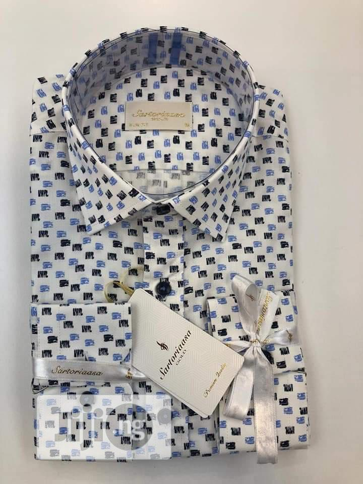 Quality Turkish Men's Shirt   Clothing for sale in Amuwo-Odofin, Lagos State, Nigeria