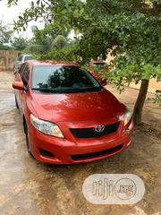 Toyota Corolla 2008 Red | Cars for sale in Lagos State, Ikeja