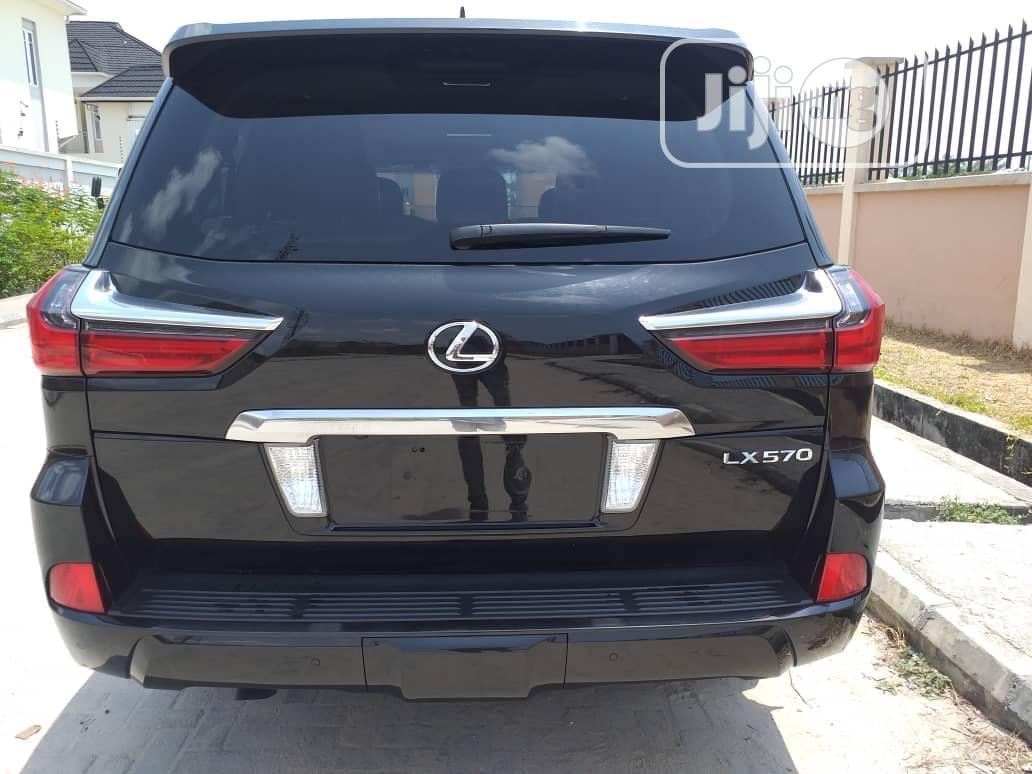 Lexus LX 570 2016 Black   Cars for sale in Lekki, Lagos State, Nigeria