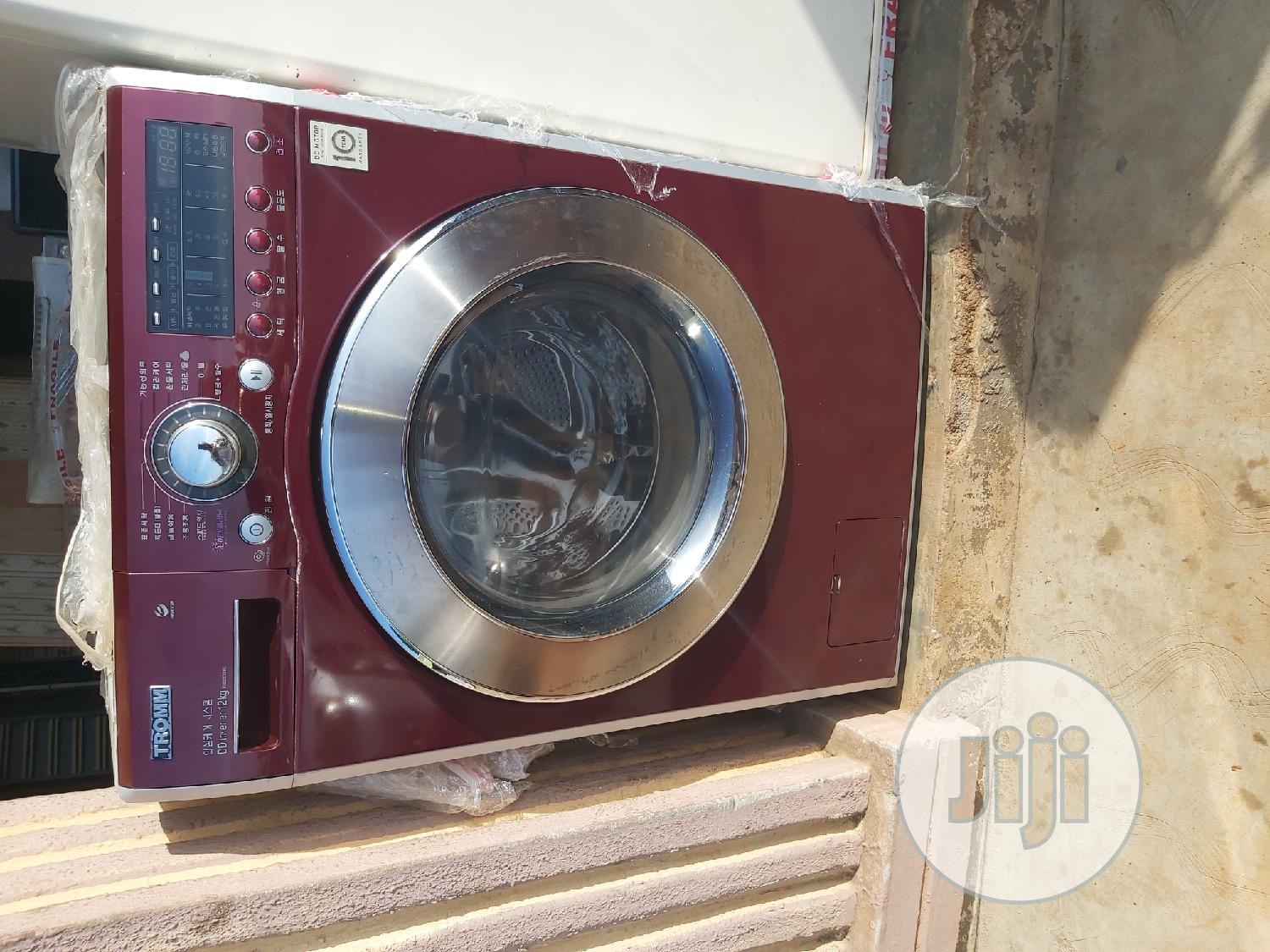 LG Tromm 12kg Washer and Dryer