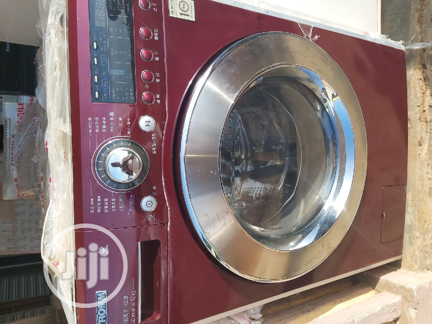 LG Tromm 12kg Washer and Dryer | Home Appliances for sale in Ikorodu, Lagos State, Nigeria