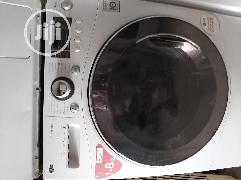 LG 8k INVERTER Automatic Washing Machine