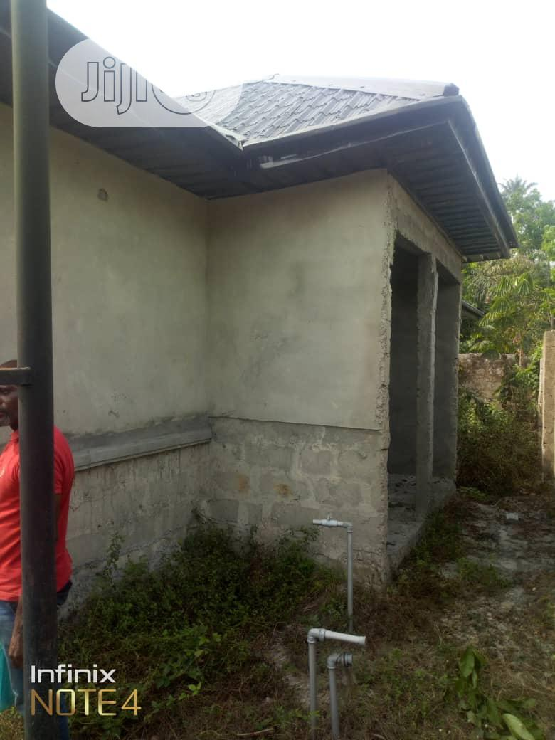3 Bedroom Bungalow For Sale At Opete, Warri   Houses & Apartments For Sale for sale in Udu, Delta State, Nigeria