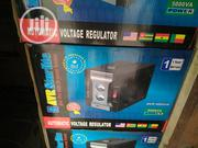 Starlite 5000KV Automatic Voltage Regulator | Electrical Equipment for sale in Abuja (FCT) State, Central Business Dis
