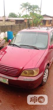 Kia Sedona 2003 Red   Cars for sale in Lagos State, Ikorodu