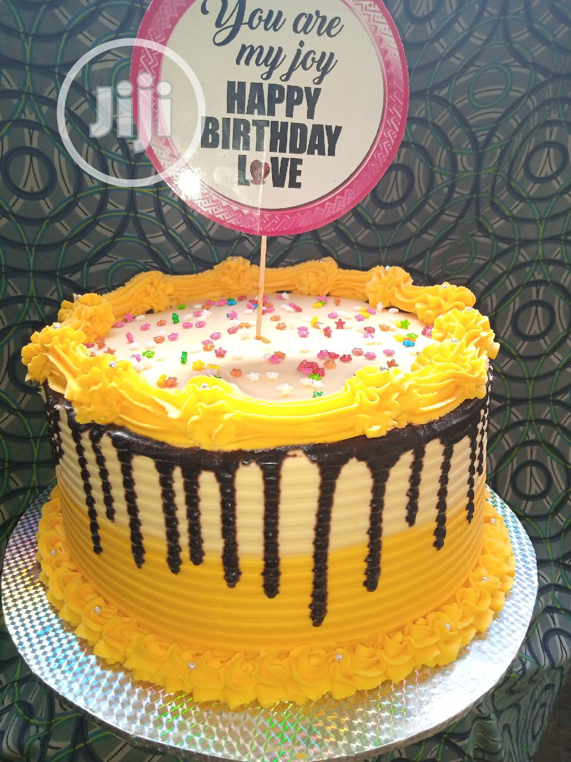 Buttercream Frosting Cake | Party, Catering & Event Services for sale in Lagos Island, Lagos State, Nigeria