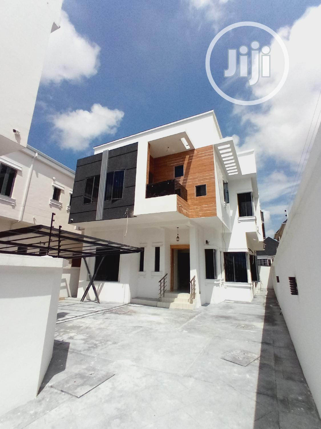 5bedroom Fully Detached Duplex With Boys Quarters