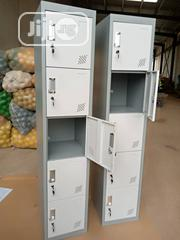Metal Workers Lockers By 5 Lockers | Furniture for sale in Lagos State, Lagos Island