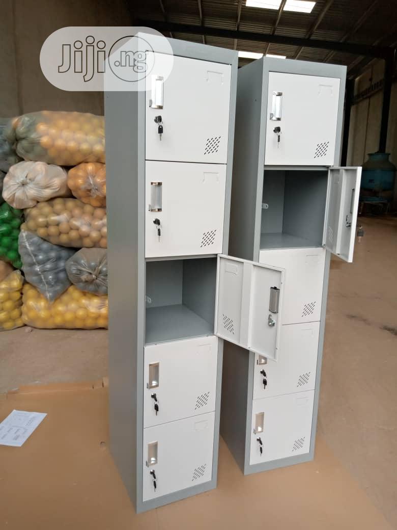 Metal Workers Lockers By 5 Seaters   Furniture for sale in Ikeja, Lagos State, Nigeria