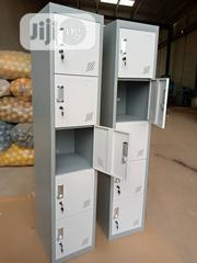Metal Single Workers Lockers By 5 Lockers | Furniture for sale in Lagos State, Ojo