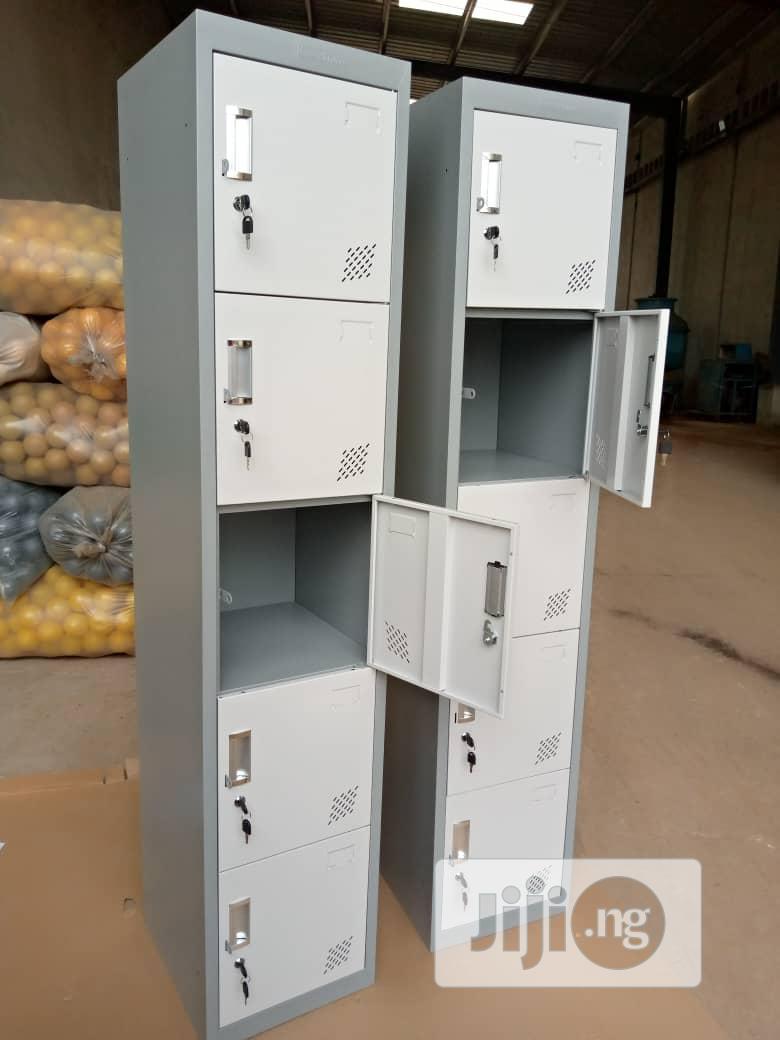 Metal Single Workers Lockers By 5 Lockers