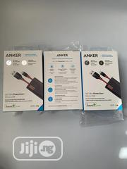 Anker Powerline + Micro USB 6ft/1.8m Braided Cable | Accessories for Mobile Phones & Tablets for sale in Lagos State, Ajah