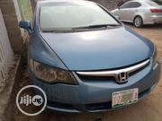 Honda Civic 2007 Blue | Cars for sale in Lagos State, Ikeja