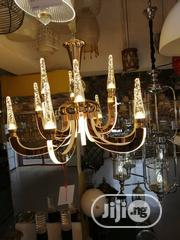 Gold Led Chandelier | Home Accessories for sale in Lagos State, Ojo