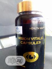 Vision Vitale Capsules- Effective Cure for Cataracts and Myopia | Vitamins & Supplements for sale in Abuja (FCT) State, Dakwo District