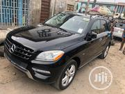 Mercedes-Benz M Class 2012 Black | Cars for sale in Lagos State, Surulere