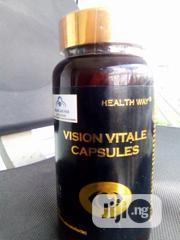 Vision Vitale Capsules -Effective Cure for Cataracts and Myopia | Vitamins & Supplements for sale in Abuja (FCT) State, Duboyi