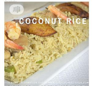Coconut Rice And Coconut Moimoi   Meals & Drinks for sale in Abuja (FCT) State, Kubwa