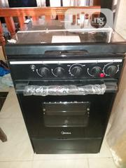 Midea 4 Burner Electric Gas Cooker | Kitchen Appliances for sale in Lagos State, Ikeja
