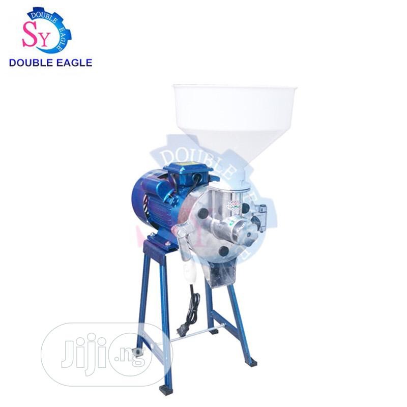 High Capacity Wet & Dry Whole Grain Grinding Machine | Manufacturing Equipment for sale in Ojo, Lagos State, Nigeria