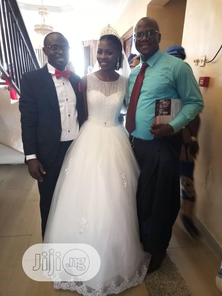 Beautiful Ball Gown for Rent | Wedding Wear & Accessories for sale in Lugbe District, Abuja (FCT) State, Nigeria