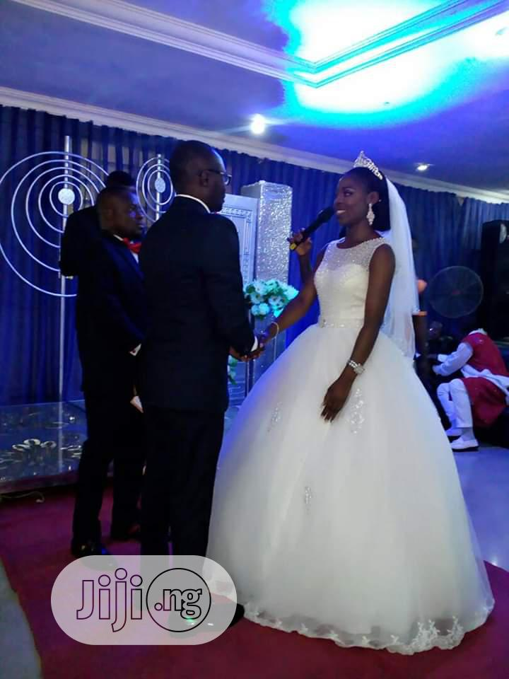 Beautiful Ball Gown for Rent