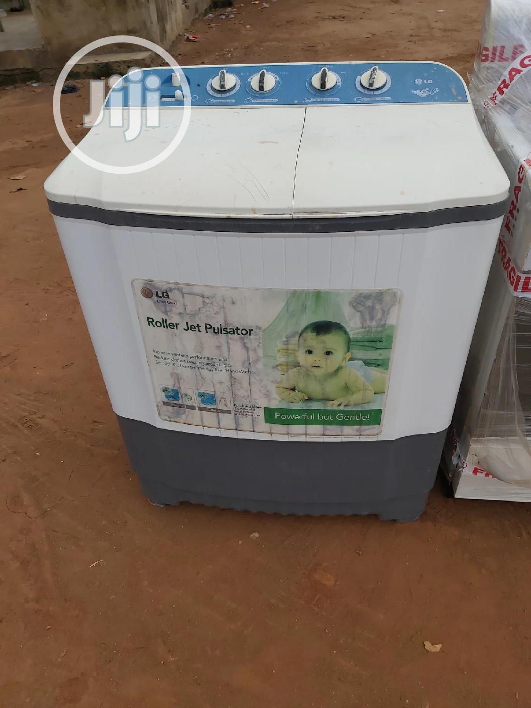 LG 7kg Semi Automatic Washing Machine