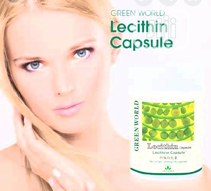 Green World Lecthin Capsule