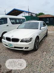 BMW 7 Series 2007 White | Cars for sale in Lagos State, Kosofe