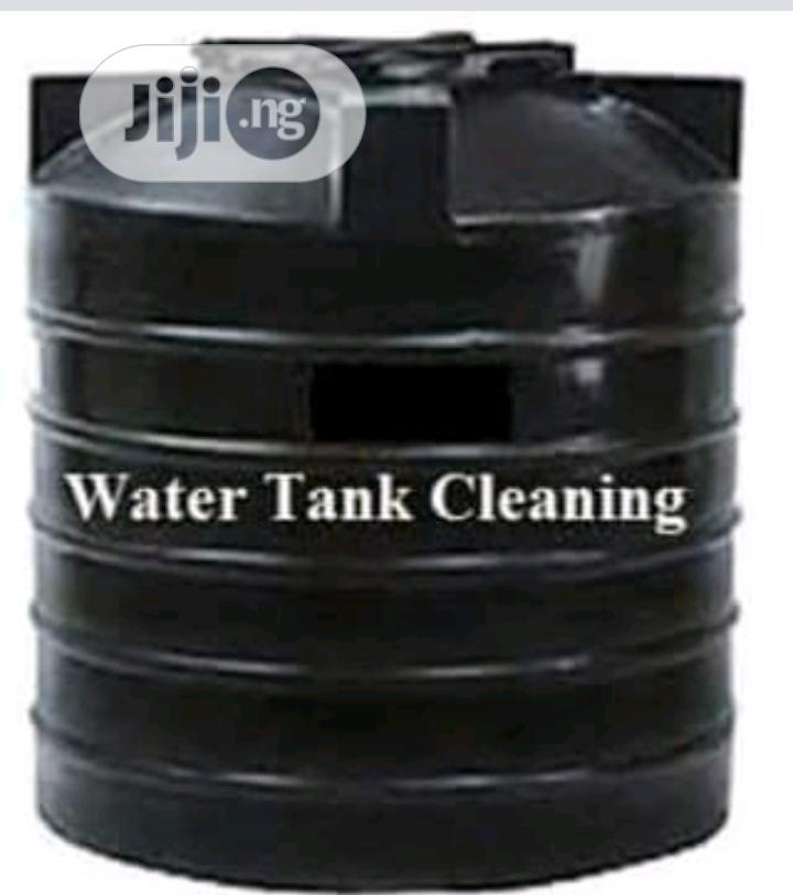 Water Tank Washing | Cleaning Services for sale in Lekki, Lagos State, Nigeria