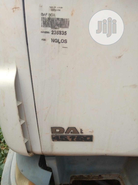 Daf Truck 2005 White For Food Stuff | Trucks & Trailers for sale in Awka, Anambra State, Nigeria