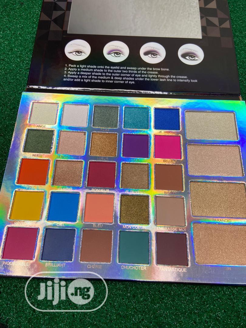 Eyeshadow Pallet   Makeup for sale in Alimosho, Lagos State, Nigeria