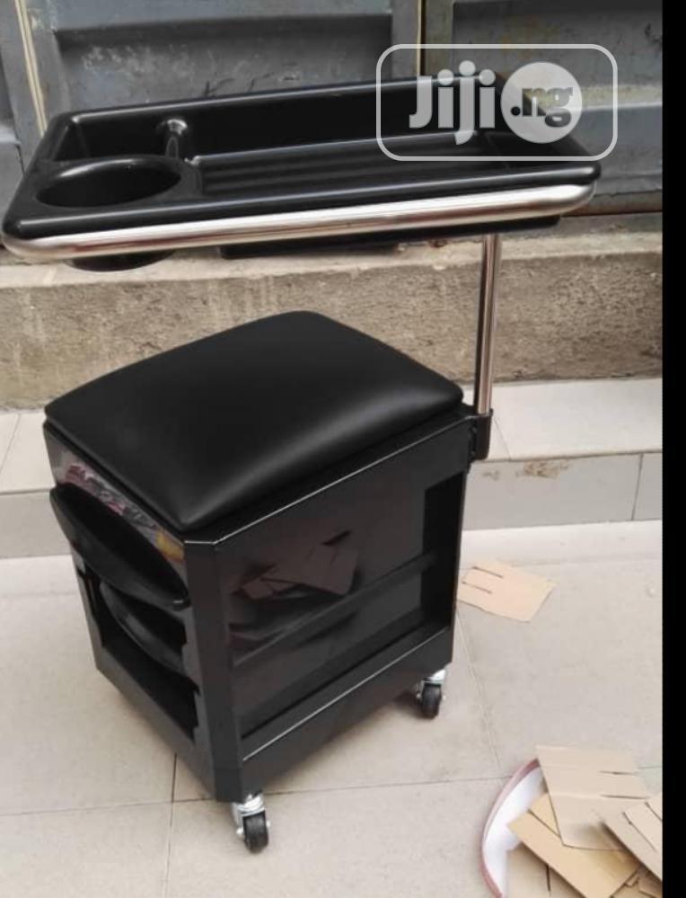 Portable Salon Trolley