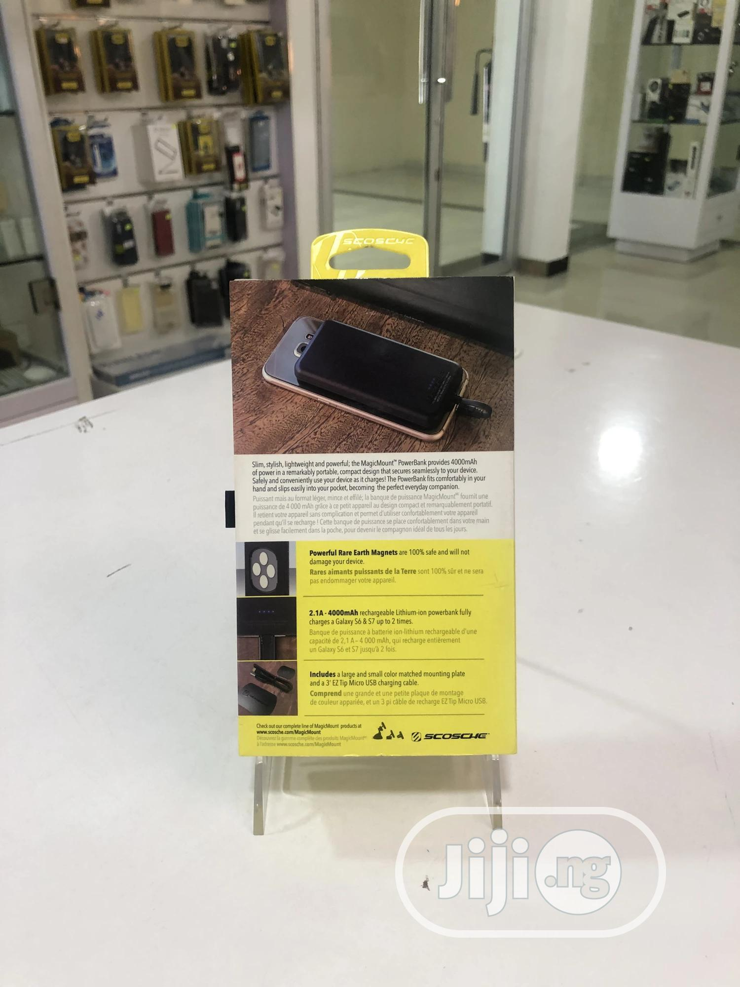 Magic Mount Power Bank | Accessories for Mobile Phones & Tablets for sale in Lekki Phase 1, Lagos State, Nigeria