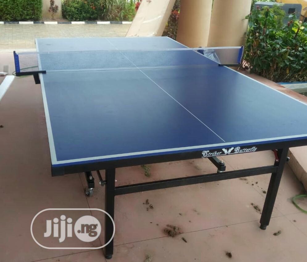 Standard Table Tennis Board   Sports Equipment for sale in Ibadan, Oyo State, Nigeria