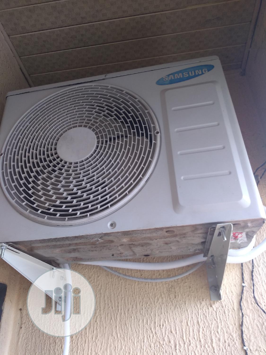 Samsung 1.5hp Air Conditioner | Home Appliances for sale in Awka, Anambra State, Nigeria