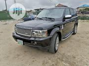 Land Rover Range Rover Sport 2007 HSE 4x4 (4.4L 8cyl 6A) Black | Cars for sale in Akwa Ibom State, Uyo