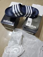 Original Genuine Adidas Men Duramo Slides | Shoes for sale in Abuja (FCT) State, Jabi