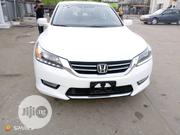 Honda Accord 2013 White | Cars for sale in Lagos State, Ifako-Ijaiye