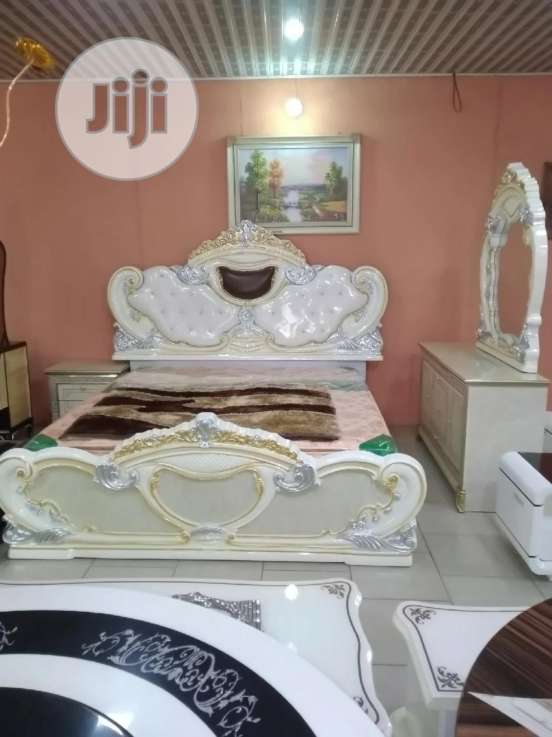 Quality Set Of Bed With Out Mattresses   Furniture for sale in Amuwo-Odofin, Lagos State, Nigeria
